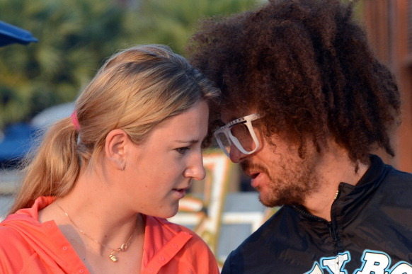 World No. 1 Tennis Star Victoria Azarenka Reportedly Dating LMFAO's Redfoo
