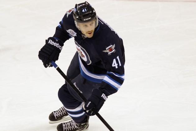 Jets Agree to Terms with Jason Jaffray