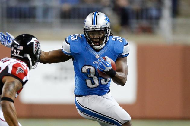 Joique Bell Has History with New Lions RB Coach Curtis Modkins