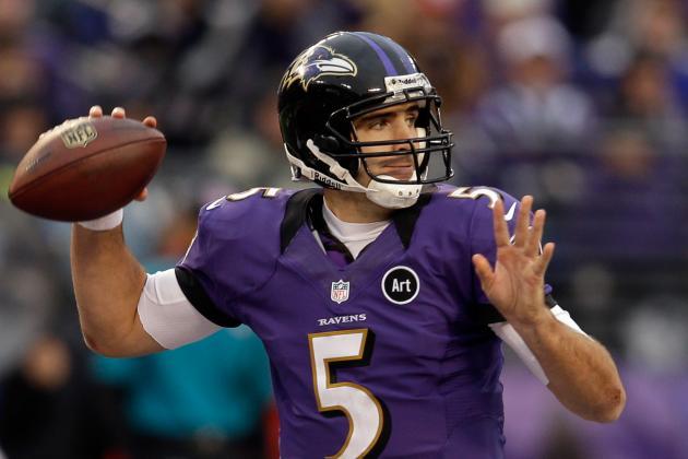 Playoff Run Puts Flacco on Road to Respect