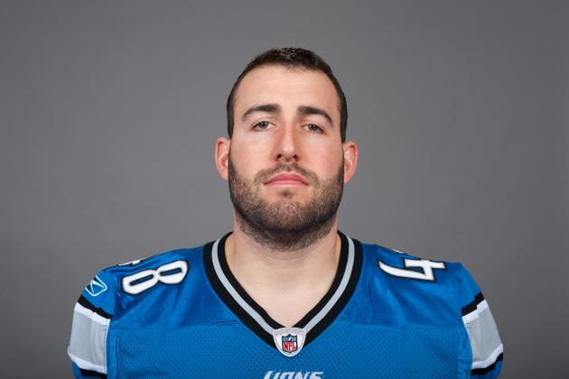Lions Long Snapper Don Muhlbach Added to NFC Pro Bowl Team