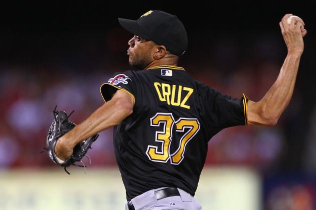 Juan Cruz Signs Minor League Contract with Phillies