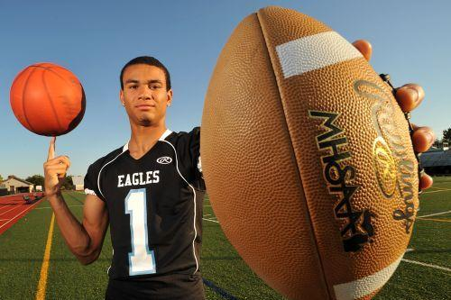 MSU Recruit Drake Harris Says He'll Play Football but Not Basketball in College