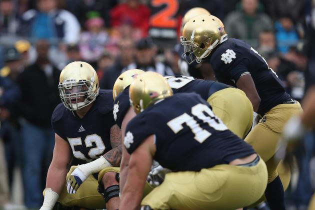 Notre Dame Football: Cave Selected to Play in Senior Bowl