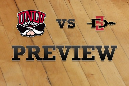 UNLV vs. San Diego State: Full Game Preview
