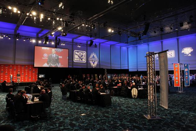 TFC, Rapids Line Moves as Looming Trades Are Set to Shake Up MLS Draft
