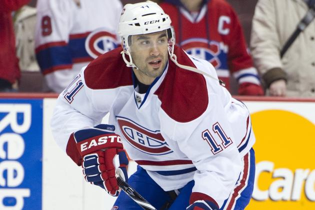 Scott Gomez, Wade Redden Reportedly Placed on Waivers