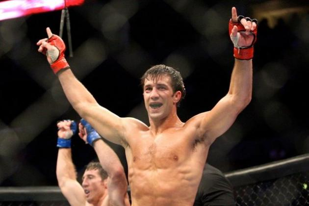 Luke Rockhold Wants to Fight Philippou at UFC on FOX 7