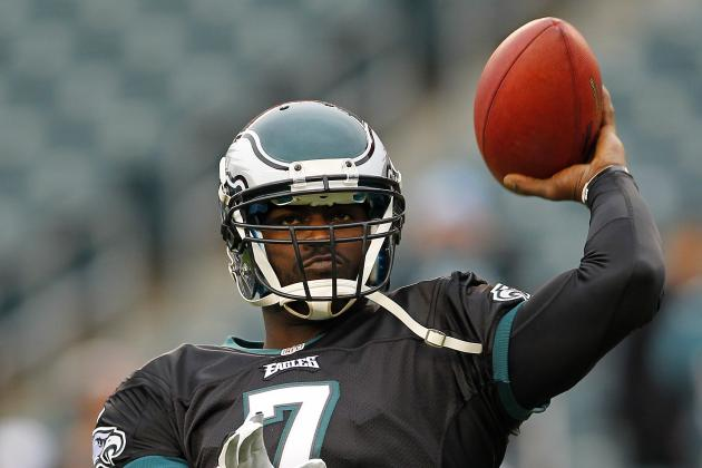 What Now for Michael Vick and Nick Foles?