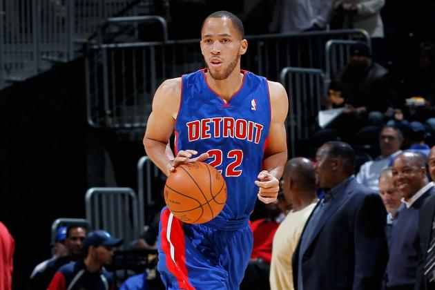 Pistons' Tayshaun Prince Used to Hearing Trade Rumors