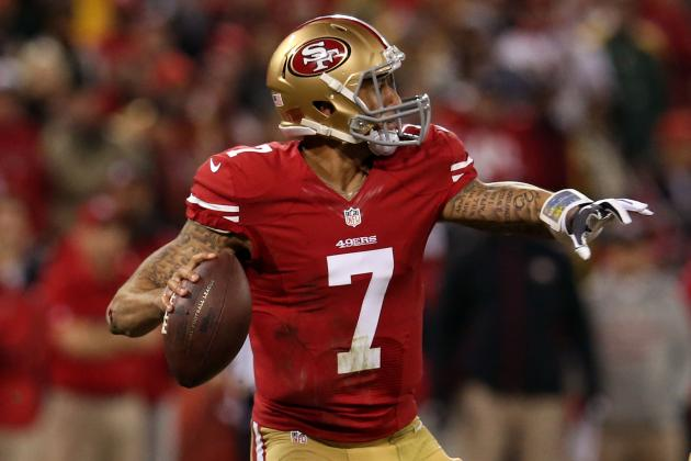 NFC Championship 2013: How Atlanta Falcons Can Stop Colin Kaepernick