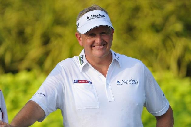 Colin Montgomerie Supports Paul McGinley as Captain