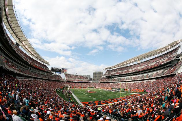 Bengals Lower Some Season-Ticket Prices for Second Straight Year