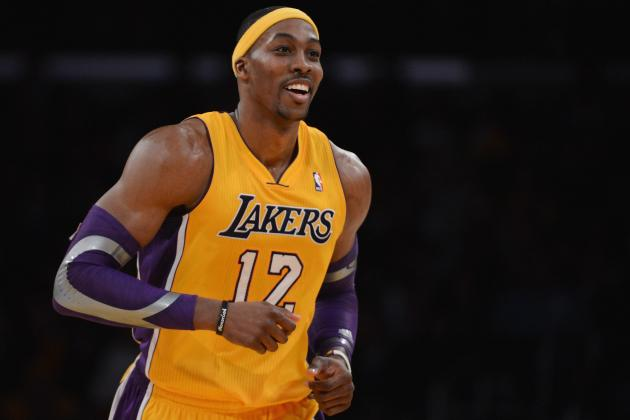 Dwight Howard's Monstrous Start to 2013 Proves D12 Is Officially Back