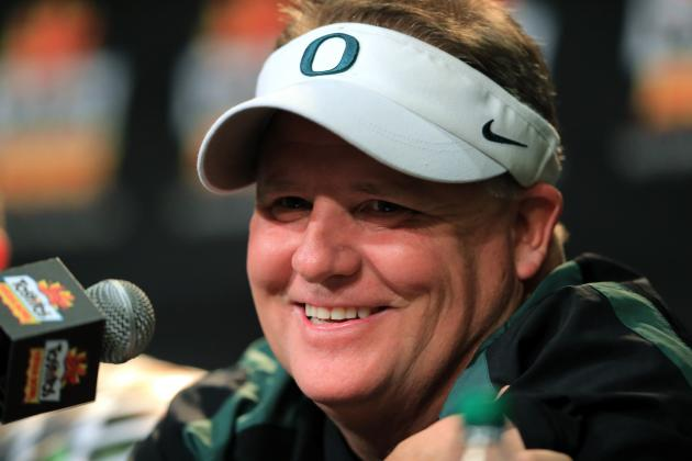 Oregon Recruiting: Top Stars Ducks Must Keep in Wake of Chip Kelly's Departure