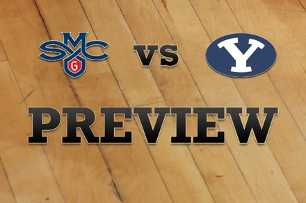 Saint Mary's vs. Brigham Young: Full Game Preview