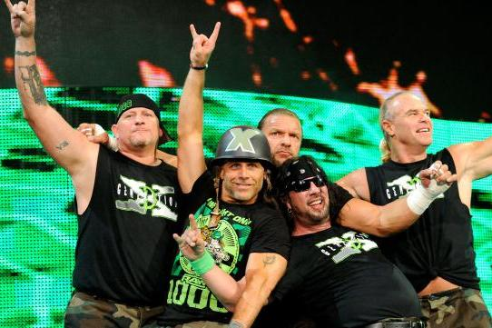 WWE News: DX Expected to Land 2013 Hall of Fame Nod