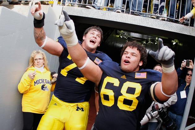 Mel Kiper: Wolverines' Taylor Lewan Made 'bad Call' Passing on NFL Draft