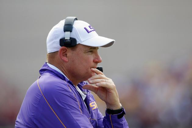 LSU Football Welcomes Six Early Enrollees