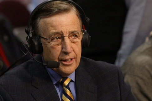 ESPN's Brent Musburger Comments on Katherine Webb Situation