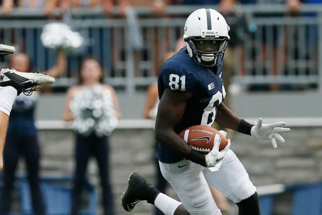Former Penn State Receiver Lands at Marshall
