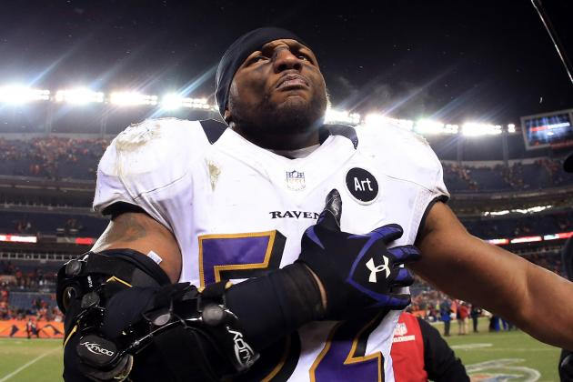 Ray Lewis Not Second-Guessing Retirement