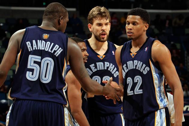 Memphis Grizzlies: Why the Grizzlies Should Not Trade Gay or Randolph