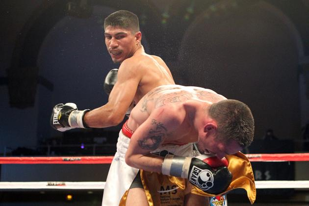 Orlando Salido vs. Mikey Garcia: Fight Time, Date, TV Info and More