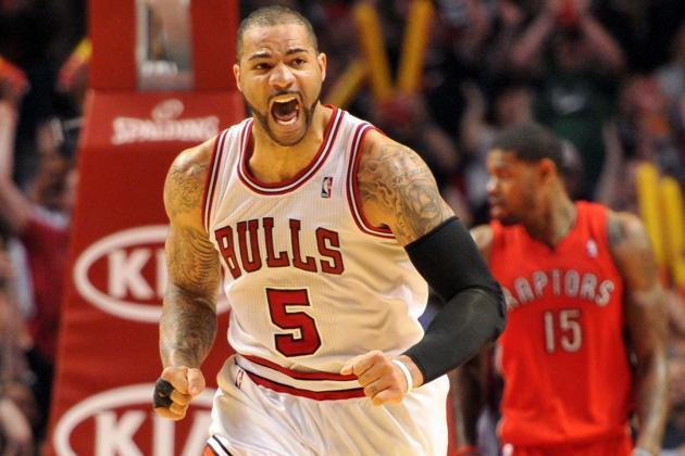 Bulls-Raptors Preview