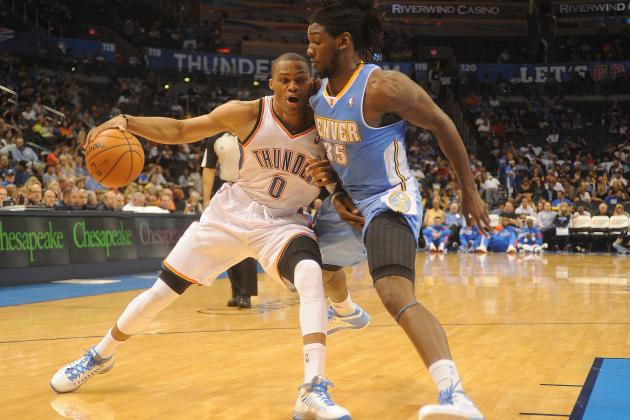 Nuggets-Thunder Preview