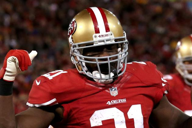 Frank Gore's Resiliency an Inspiration to San Francisco 49ers Teammates
