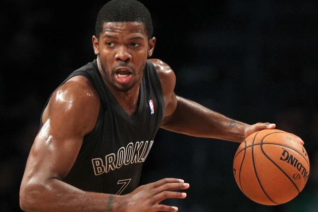 Joe Johnson Excited for First Return to Atlanta