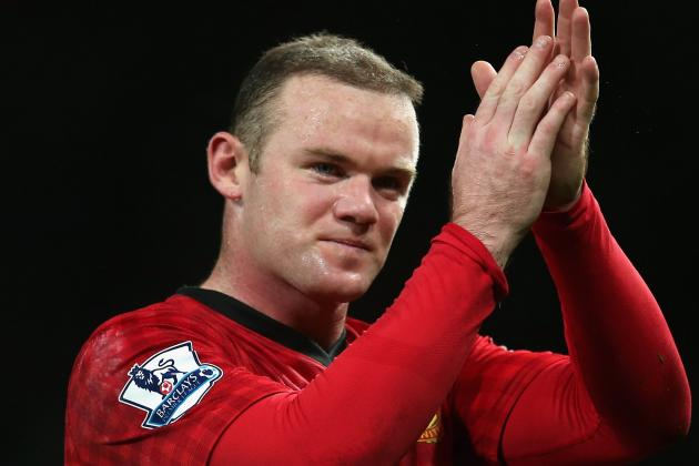 Rooney Returns vs. West Ham -- Lineup Inside