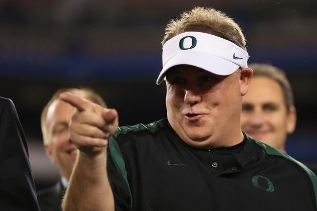 What Chip Kelly's Departure Means to Oregon's Offense in 2013