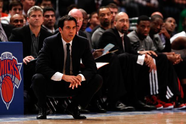 Miami Heat Searching for Motivation After Winning NBA Championship