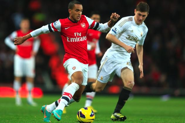 Arsenal vs. Swansea: FA Cup 3rd Round Replay Live Score, Highlights, Recap