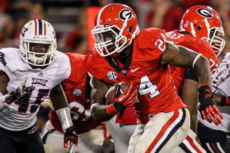 Georgia Football: How Ken Malcome's Transfer Will Impact Bulldogs 2013 Offense