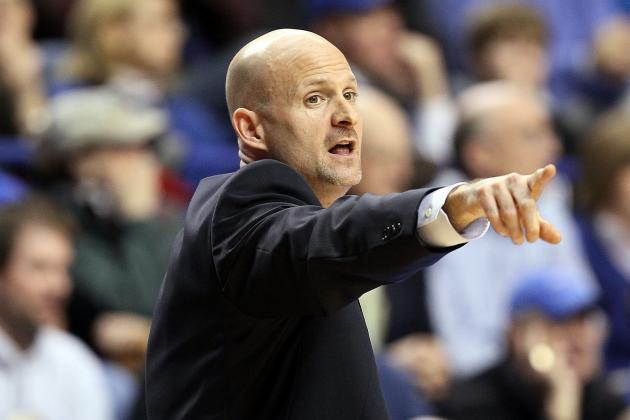 Ole Miss Rebels, Andy Kennedy Now Control Their March Madness Destiny