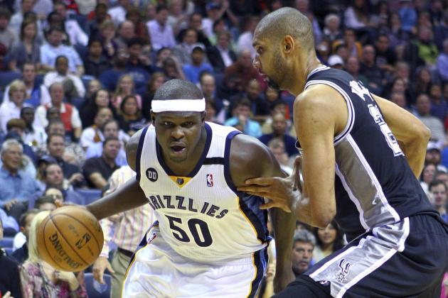 Preview: Grizzlies (24-12) at Spurs (29-11)