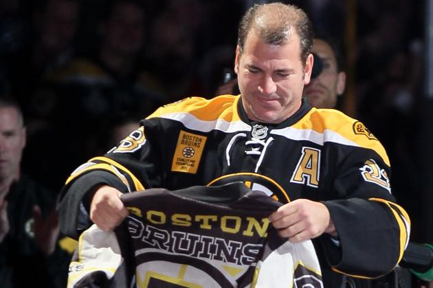 Report: Former Bruin Mark Recchi to Join Dallas Stars' Front Office