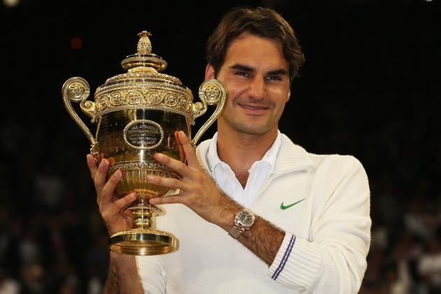 Roger Federer: Projecting What Titles Fed Will Add to His Legacy in 2013