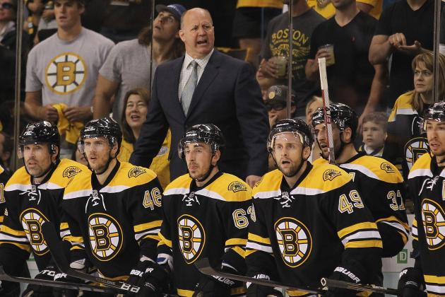 Bruins Make No Cuts After Tuesday Scrimmage