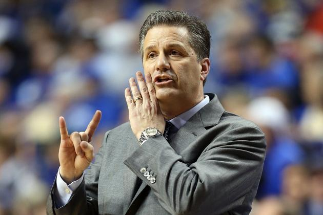 Kentucky Coach John Calipari Says Team Won't Blow Foes Out