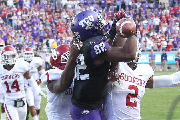 TCU's Josh Boyce Made the Right Choice to Enter the 2013 NFL Draft
