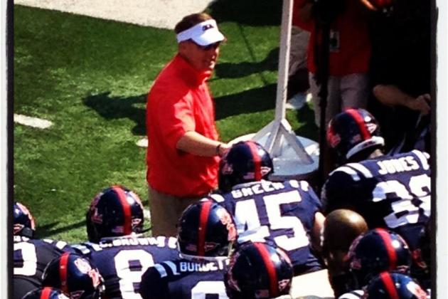 Head Coach Hugh Freeze Changing the Culture at Ole Miss, on and off the Field