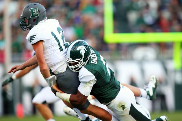 William Gholston Should Have Returned to MSU Instead of Entering 2013 NFL Draft