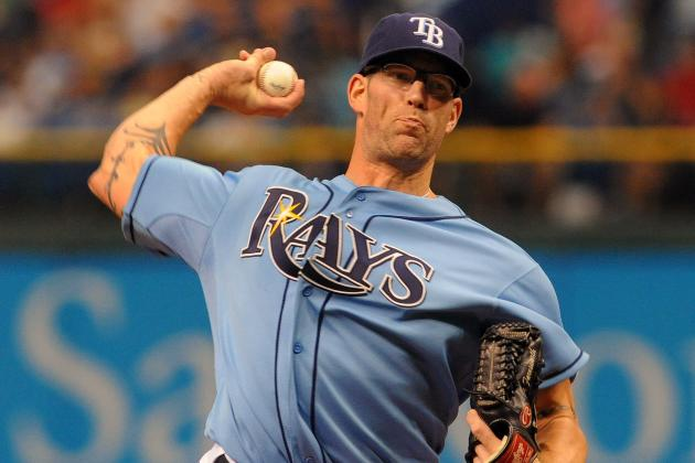 Rays 'Definitely' in Mix for Farnsworth