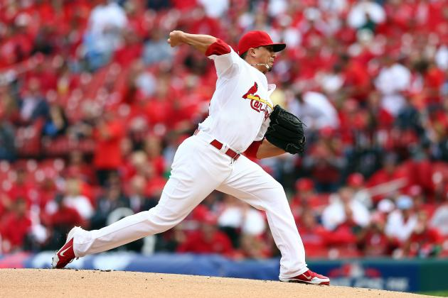 Texas Rangers Signing Kyle Lohse Would Put Team Over the Top