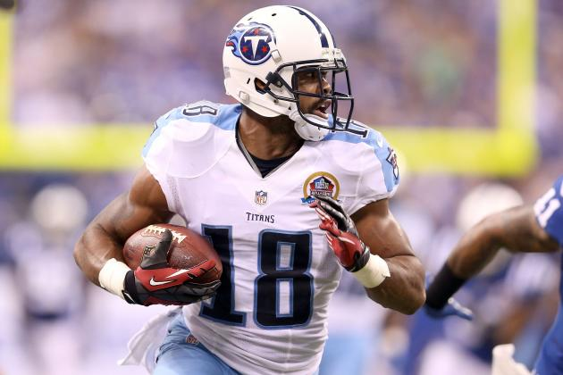 Titans Unlikely to Drop Kenny Britt