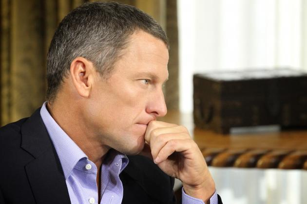 Nike CEO NOT Calling It Quits on Lance Armstrong